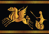 The Greek chariot