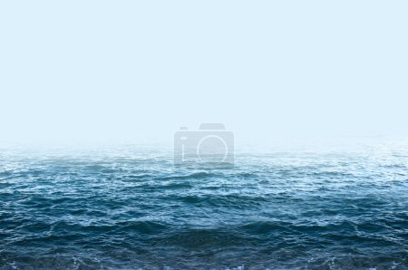 Photo for Ocean view in sunny summer da - Royalty Free Image