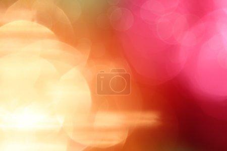 Photo pour Violet et or fond abstrait - image libre de droit