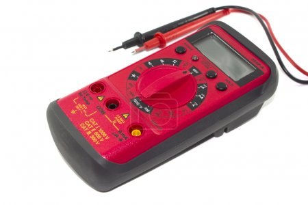 Photo for Professional digital multimeter Stock Photo - Royalty Free Image