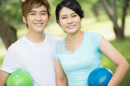 Active couple