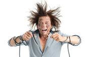 "Постер, картина, фотообои ""Electric shock"""