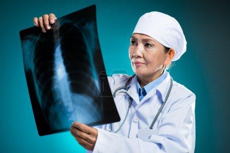 X-ray examining