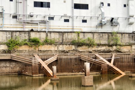 Retaining wall structure : Engineering structures