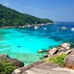 Tropical paradise, Similan islands, Andaman Sea, T...