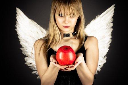 tempting angel