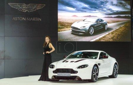Женские ведущие модели в Aston
