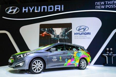 Hyundai i40 Brazil Edition Skin