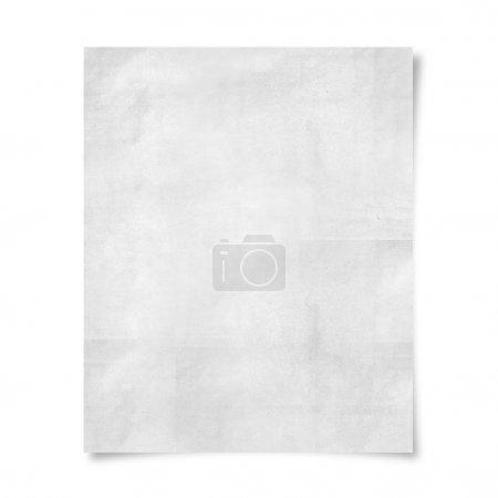 Photo pour Papier blanc - image libre de droit
