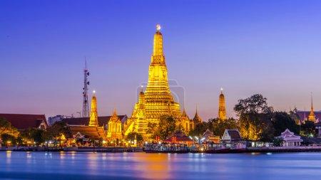 Photo for Prang of Wat Arun, Bangkok ,Thailand - Royalty Free Image
