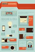 Graphic designer accessories