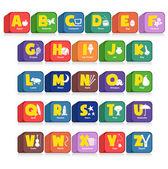 Alphabet Cube