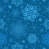 Snowflake pattern dark