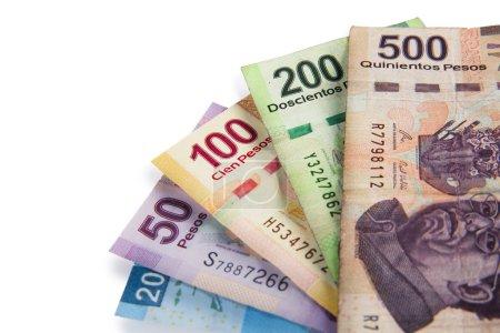 Mexican pesos