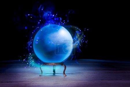 Fortune teller's Crystal Ball