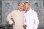Orientální starší dospělí