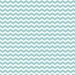 Classic chevron pattern. Light blue creme color....