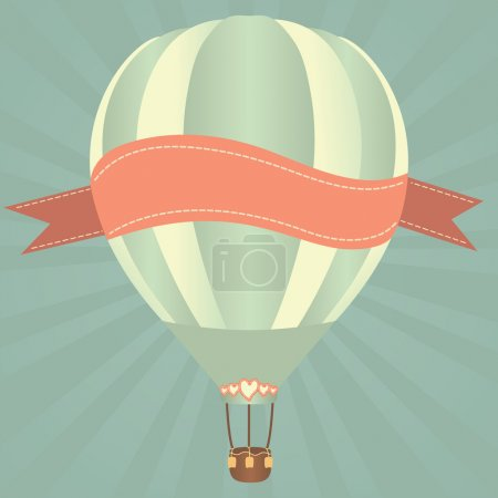 Hor air balloon
