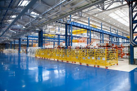 Photo for Image with Industrial interior - Royalty Free Image