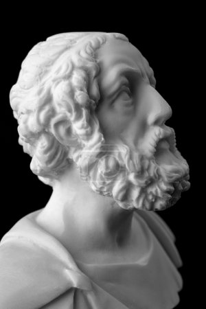 Homer is the author of the poems, Iliad and Odysse...