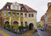 Nádherný dům v starém městě goerlitz, Německo