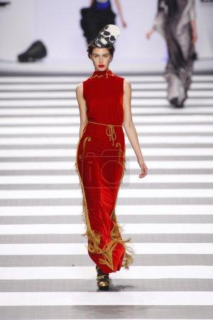 Jean-Charles de Castelbajac Paris Fashion Week