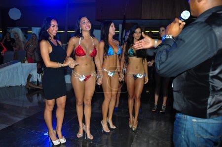 Model at International Bikini Model Search