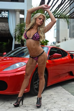 Model Marissa Everhardt