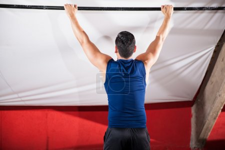 Ready for some pull ups