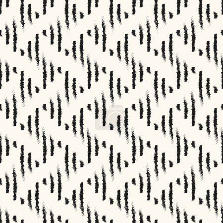 Seamless geometric ethnic pattern.
