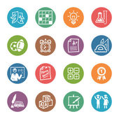 School and Education Icons Set 4 - Dot Series
