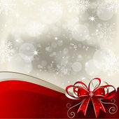 Christmas background with copy space EPS 10 file contains transparency effects in gradients