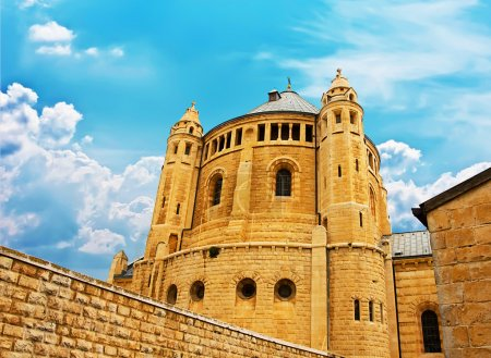 Ancient city of Jerusalem, city of three religions