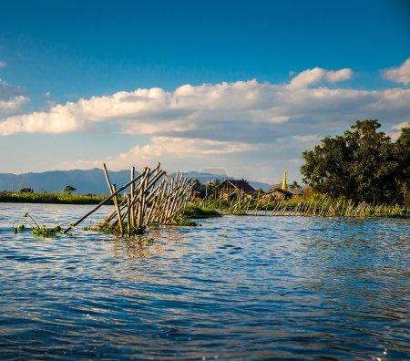 Lake, Myanmar