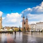Krakow - Poland's historic center...