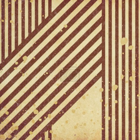 Photo for Vintage background with abstract stains - Royalty Free Image