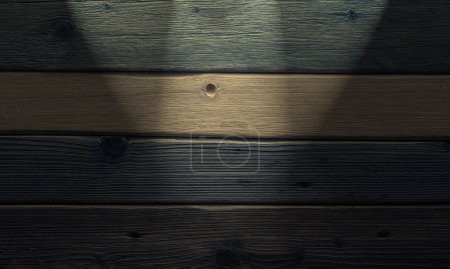 background of colorful wooden planks