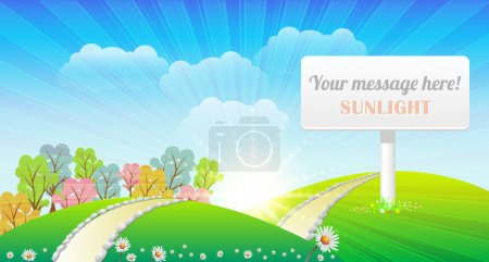 Illustration for Vector sign - Royalty Free Image