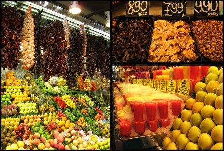 The market. Emporium.City market Bokerija.