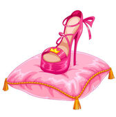 Stylish princess shoe