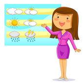 Weather rerporter