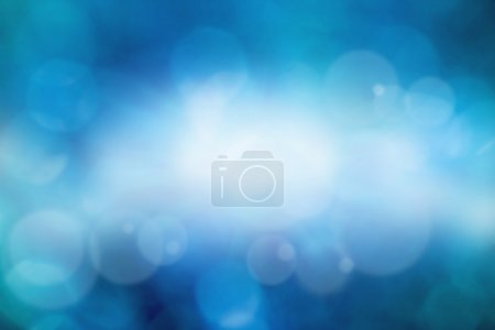 blue background. abstract light background
