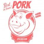 Best pork sign...