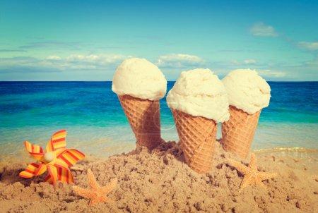 Vanilla Icecreams