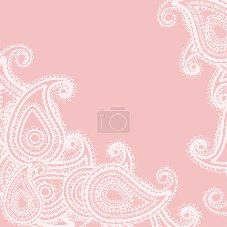 paisley pink