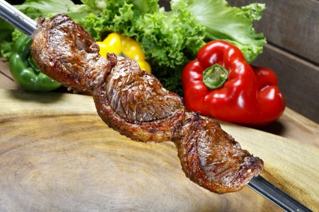 Photo for Brazilian Picanha - Royalty Free Image