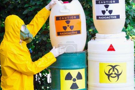 Work with hazardous materials
