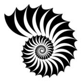 Shell silueta