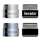 water saving aerator