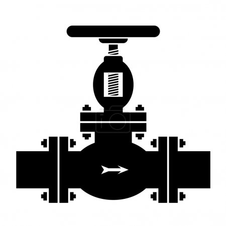 industrial valve symbol